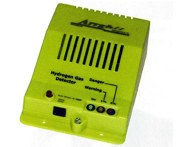 Mark IV Hydrogen Gas Detector
