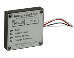 Microcomputer Charger Control
