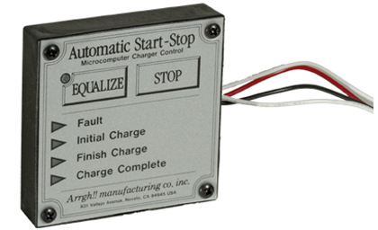 MCC - Automatic Start-Stop Microcomputer Charger Control